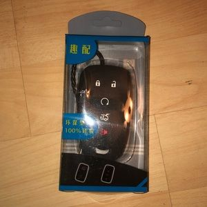 5 Button Black Keg Fob Silicone Cover NEW IN BOX
